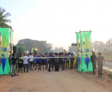 Kaveri Traill Marathon [Race start point]