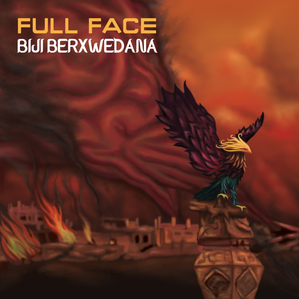 Full face - Biji Berxwedana